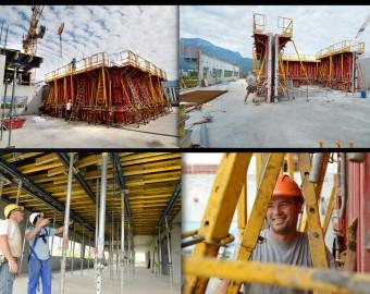 AG2R, chantier, bâtiment