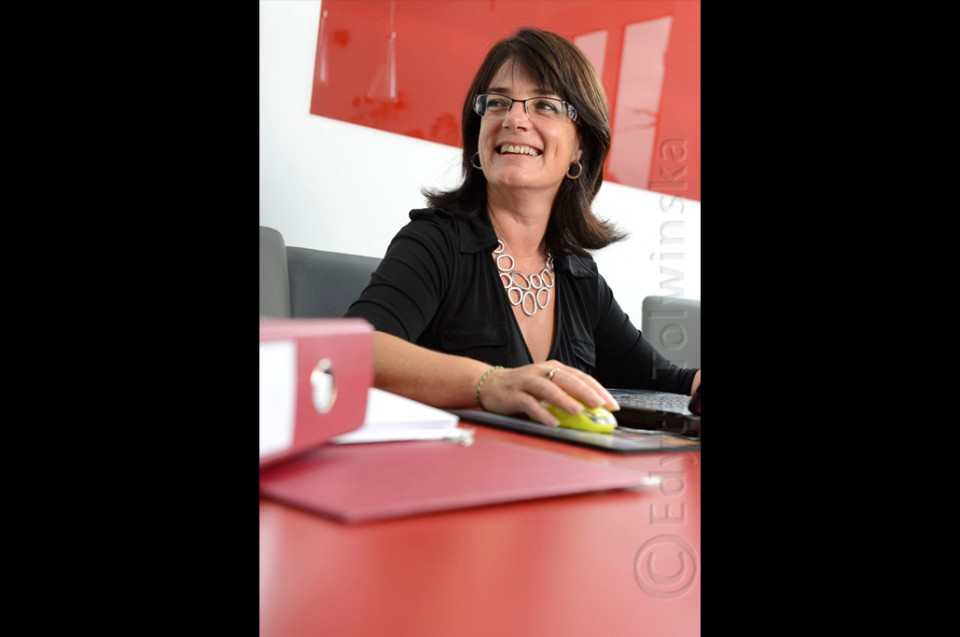 Paule Codaccioni, assistante et office manager freelance