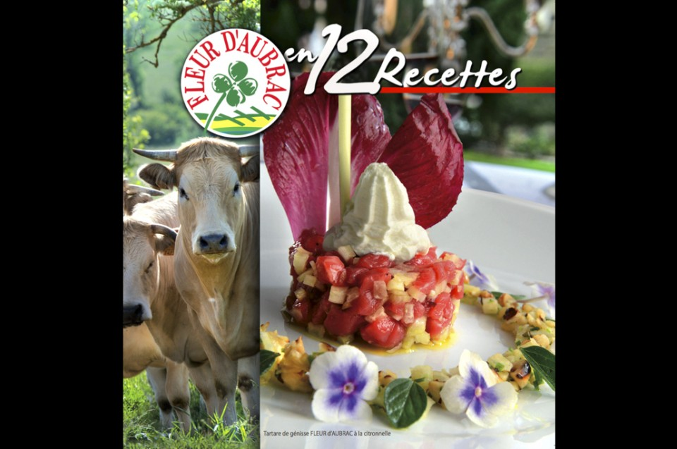FLEUR d'Aubrac, viande bovine
